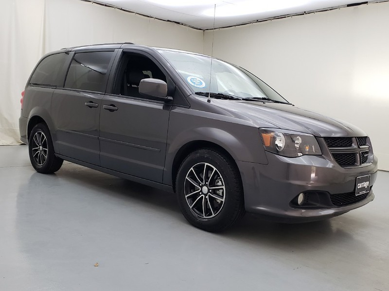 Pre Owned 2017 Dodge Grand Caravan Gt Wagon