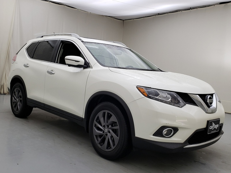 Pre Owned 2016 Nissan Rogue Sl Awd