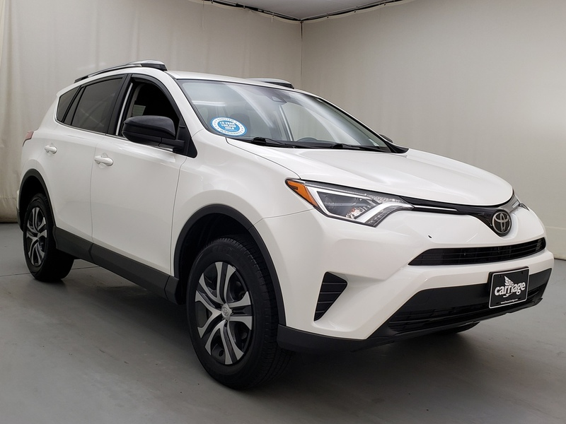 Pre Owned 2017 Toyota Rav4 Le Fwd 4 Dr Suv In Woodstock K25582a