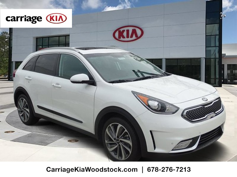 new 2017 kia niro touring fwd 4 dr suv in woodstock w00278 carriage kia of woodstock. Black Bedroom Furniture Sets. Home Design Ideas