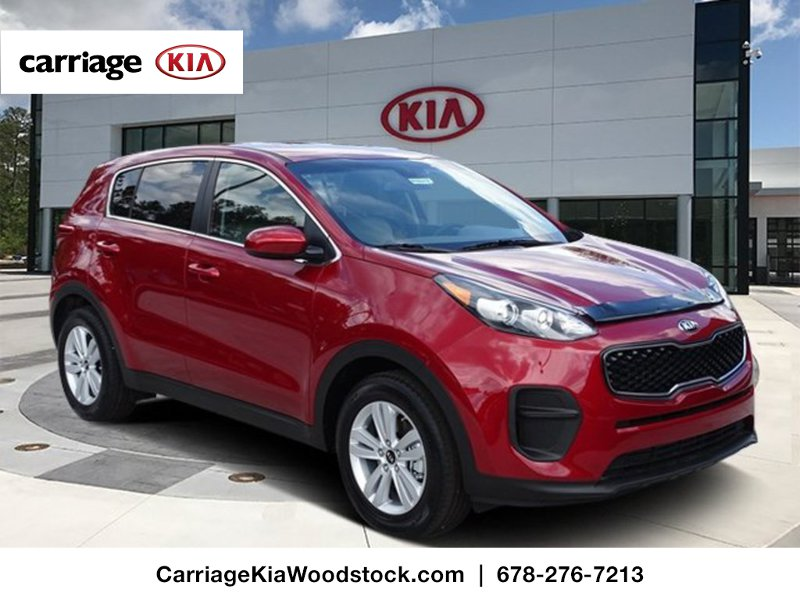 new 2017 kia sportage lx fwd 4 dr suv in woodstock w00312 carriage kia of woodstock. Black Bedroom Furniture Sets. Home Design Ideas
