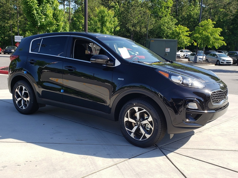 Carriage Kia Woodstock >> New 2020 Kia Sportage LX AWD 4 Dr SUV in Woodstock #W13181 ...
