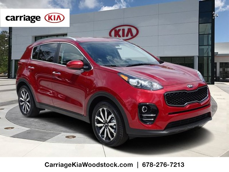 new 2017 kia sportage ex fwd 4 dr suv in woodstock w00289 carriage kia of woodstock. Black Bedroom Furniture Sets. Home Design Ideas