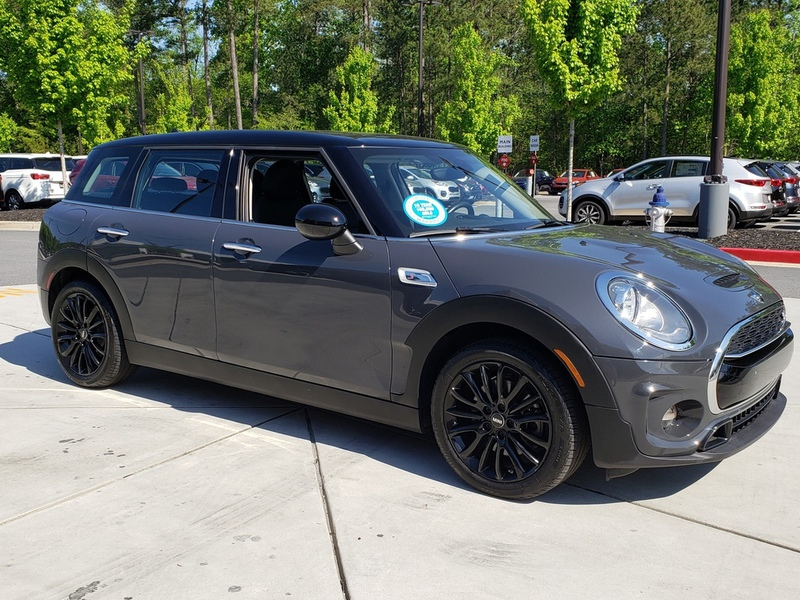 Pre Owned 2017 Mini Cooper Clubman S